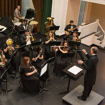 UMO Jazz Band to Perform April 25th
