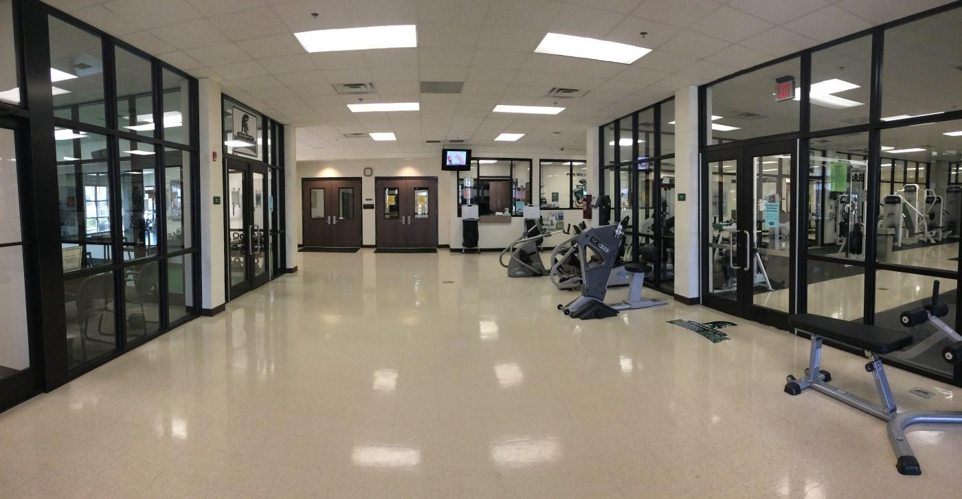 Seymour Johnson Afb Gym