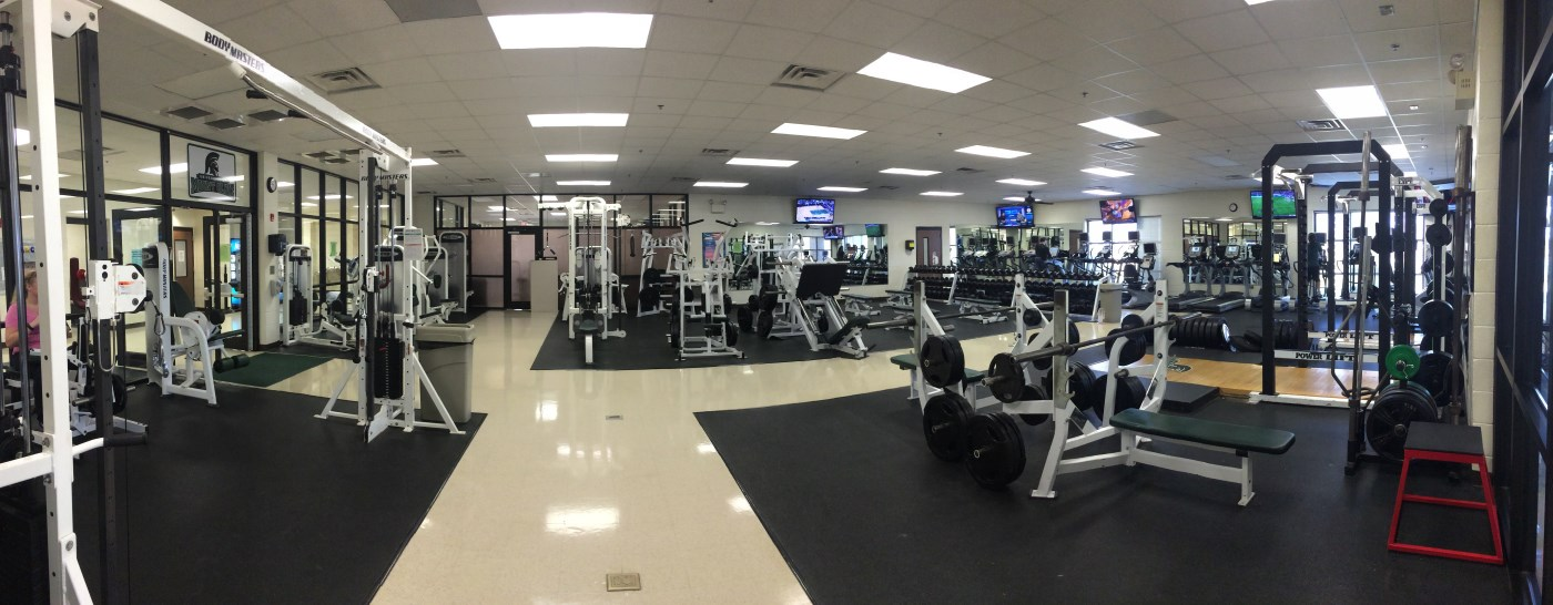Pope Wellness Center The University Of Mount Olive