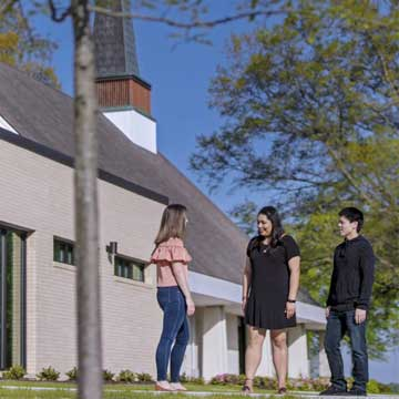 UMO's New Campus Ministry Aims to Help Students Live Out their Faith