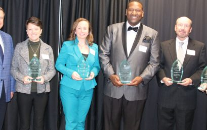 UMO Alumni Receive Awards