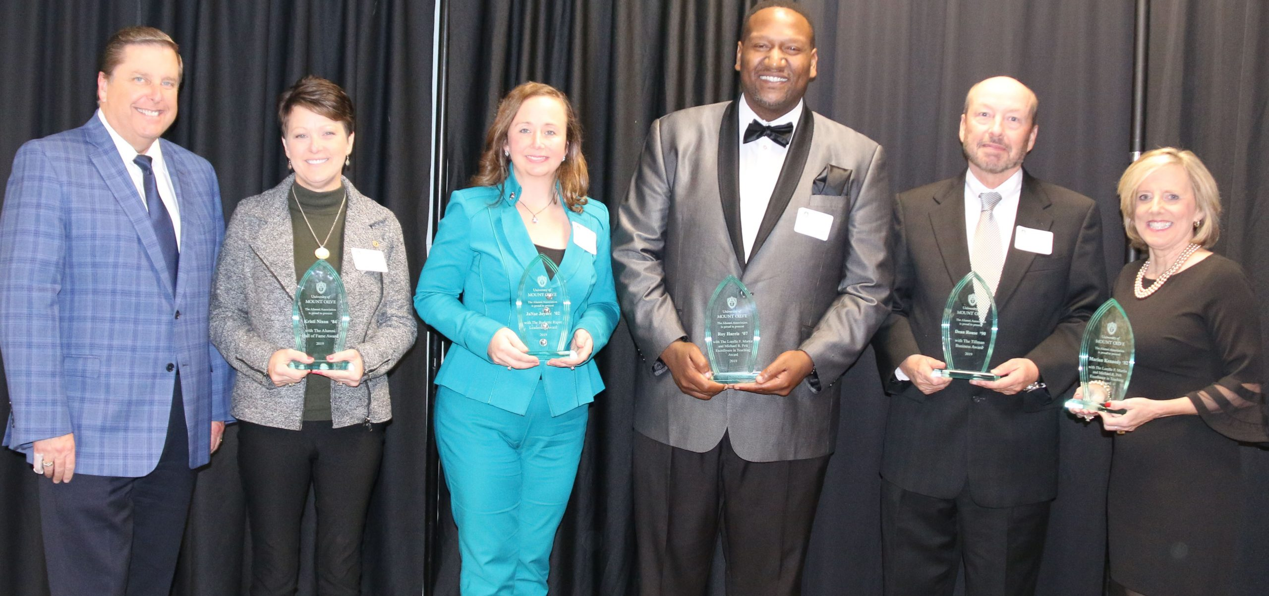 UMO Alumni Receive Awards