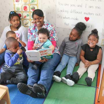 Faith and Determination help ECE Student Achieve Her Dreams