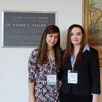 UMO Students Receive Undergraduate Research Grants