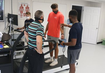 UMO's Exercise Science Lab is Impactful for Students and Graduates