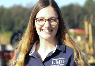 Internship Opportunities Have Positive Impact on UMO Ag Students
