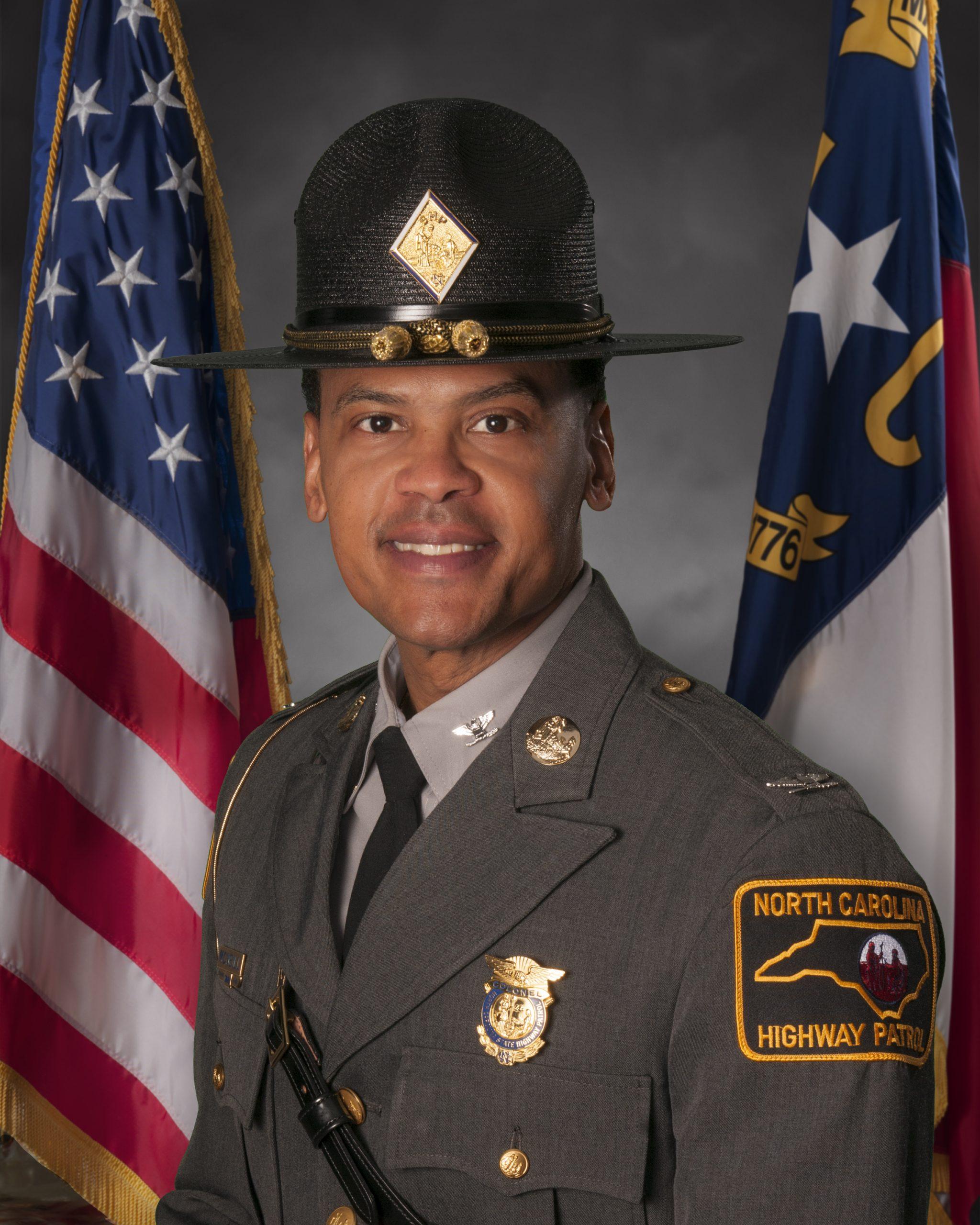 UMO Alumnus Glenn M. McNeill, Jr. Shares Insights  as Commander of the North Carolina State Highway Patrol
