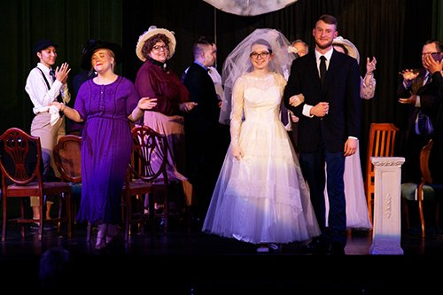 Life Lessons from Thornton Wilder's Our Town