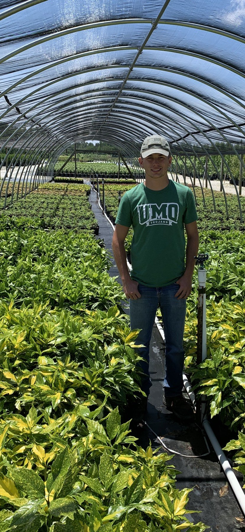 Sid Gray Sees His Future Bloom at UMO