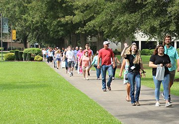 UMO Holds Admitted Student Day