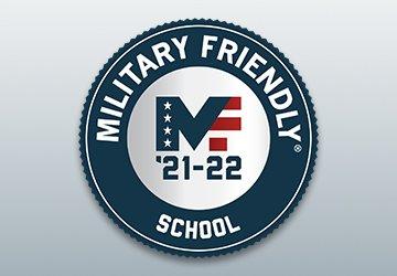 UMO Earns 2021-2022 Military Friendly® Designation