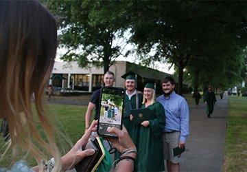 UMO Grads Turn Tassels at Weekend Ceremonies