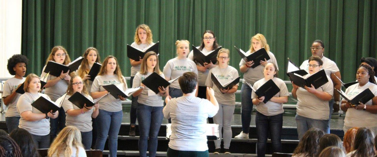 UMO Hosts Third Annual All-Star Choir Festival