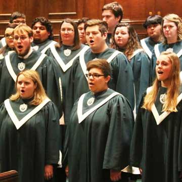 UMO to Hold Spring Choir Concert