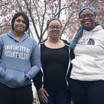 UMO Students Take Reflective Field Trip