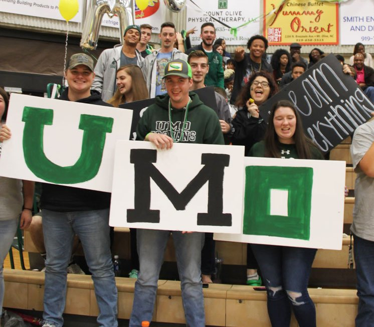 Pending Weather Causes Changes in UMO's Homecoming Activities